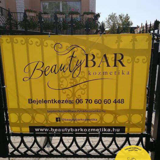 Beauty Bar Kozmetika Veresegyház, Vincze Gabriella kozmetikus